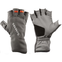 Перчатки SIMMS Ex Stream Halffinger Glove цвет gunmetal