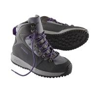 Ботинки забродные PATAGONIA W's Ultralight Wading Boots Sticky цвет Forge Grey