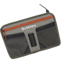 Карман для вейдерсов SIMMS Zip-In Tippet Tender Pocket цв. Greystone