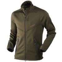 Толстовка HARKILA Norfell Full Zip Fleece цвет Willow green
