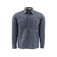 Рубашка SIMMS Confluence Reversible цвет MIDNIGHT BLACK