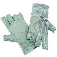 Перчатки SIMMS Solarflex Guide Glove цвет Hex Camo Boulder
