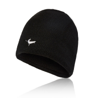 Шапка SEALSKINZ Waterproof Beanie Hat цвет Black
