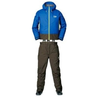 Костюм DAIWA Rainmax Hi-Loft Winter Suit Dw3203 цвет Blue