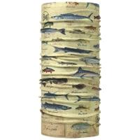 Бандана BUFF High Uv Protection Angler Fish Guide