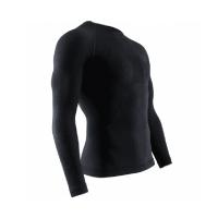 Термофутболка X-BIONIC Apani4.0 Merino Shirt Round Neck Lg Sl M цвет черный