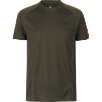 Футболка SEELAND Hawker T-shirt цвет Pine green