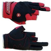 Перчатки MONCROSS Gloves GC-301BR цвет черно-красный