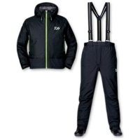 Костюм DAIWA Rainmax Hi-Loft Winter Suit Dw3203 цвет Black