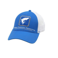 Кепка SIMMS Tarpon Icon Trucker цв. Cobalt