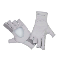 Перчатки SIMMS Solarflex Sunglove цвет Ash