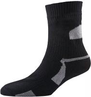 Носки SEALSKINZ Thin Ankle Length Sock цвет Black