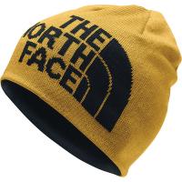 Шапка THE NORTH FACE Highline Beanie цв. golden spice / black