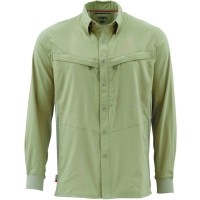 Рубашка SIMMS Intruder BiComp LS Shirt цвет Dark Khaki
