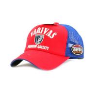 Кепка VARIVAS VAC-31 Cotton Half Mesh Cap цв. Red/ Navy