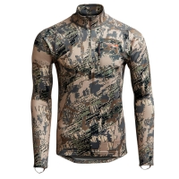 Водолазка SITKA Core Mid Wt Zip-T New цвет Optifade Open Country