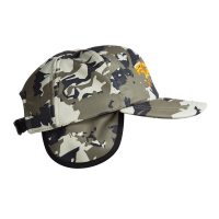Бейсболка ONCA Shell Cap цвет Ibex Camo