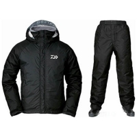 Костюм DAIWA Rainmax Winter Suit Dw-3503 цвет Black