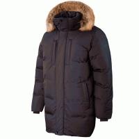 Куртка пуховая SIVERA Сайгат цвет чёрный