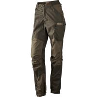 Брюки женские HARKILA Dagny Lady Trousers цвет Shadow brown / Hunting green