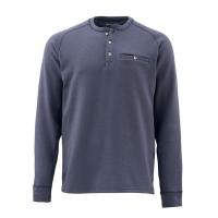 Пуловер SIMMS Coldweather Henley цвет Nightfall