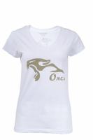 Футболка ONCA WS T-Shirt Logo цвет Белый