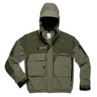 Куртка RAPALA Prowear X-Protect Short цвет Оливковый