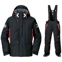 Костюм DAIWA Gore-Tex Gt Combiup Hi-Loft Winter Suit цвет Black