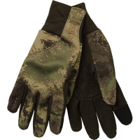 Перчатки HARKILA Lynx Fleece Glove цвет AXIS MSP Forest Green