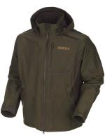 Куртка HARKILA Mountain Hunter Jacket цвет Hunting Dreen / Shadow Brown