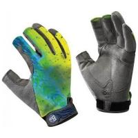 Перчатки рыболовные BUFF Fighting Work ll Gloves цвет dorado