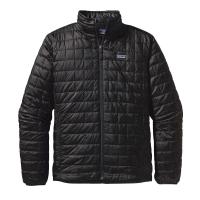 Куртка PATAGONIA Men's Nano Puff Jacket цвет Forge Grey