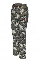 Брюки ONCA WS Elastic Pant цвет Ibex Camo