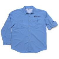 Рубашка MAKO Shirt 5000 цвет Light Blue