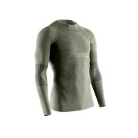 Термофутболка X-BIONIC Hunt Energizer Shirt Lg Sl Men цвет Оливковый