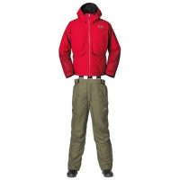 Костюм DAIWA Gore-Tex Gt Winter Suit цвет Red