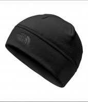 Шапка THE NORTH FACE Flash Fleece Beanie цвет черный