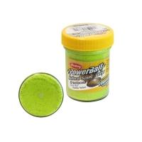 Паста форелевая BERKLEY PowerBait Biodegradable TroutBait цв. шартрез