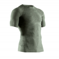 Термофутболка X-BIONIC Hunt Energizer Shirt Sh Sl Men цвет Оливковый