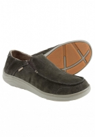 Ботинки SIMMS Westshore Leather Slip On Shoe цвет Dark Olive