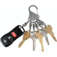 Брелок для ключей NITE IZE KeyRack Locker стальной