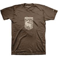 Футболка SIMMS Catch & Release T-Shirt цвет Brown