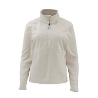 Пуловер SIMMS Women's Madison Fleece Popover цвет Linen
