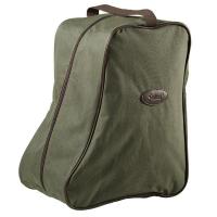Сумка SEELAND Boot bag, design line цв. Green / Brown