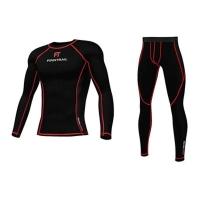 Комплект термобелья FINNTRAIL Quick-Heater 6302 цвет черный