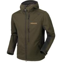 Куртка HARKILA Lagan Jacket цвет Willow green / Deep brown