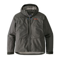 Куртка забродная PATAGONIA Men's River Salt Jacket цвет Forge Grey
