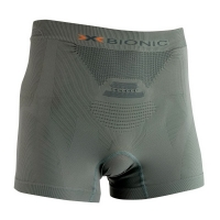 Трусы X-BIONIC Hunting Light Man Uw Boxer цвет Серо-зеленый / Антрацит