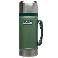 Термос STANLEY Legendary Classic Food Flask 0,7 л цв. темно-зеленый