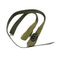 Ремень для фиксации оружия RISERVA 1743 для рюкзака 1268 хлопок/кожа